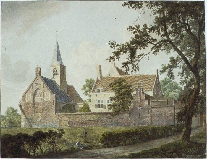 Historie dolhuys gebouw
