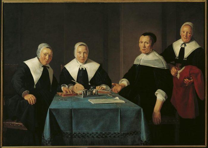 Historie regenten dolhuys