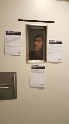 De isoleercel is rijp voor het museum