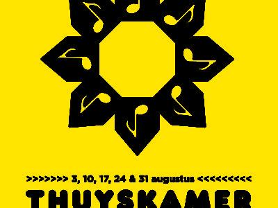 Thuyskamer Zomer Sessie-haarlem-muziek