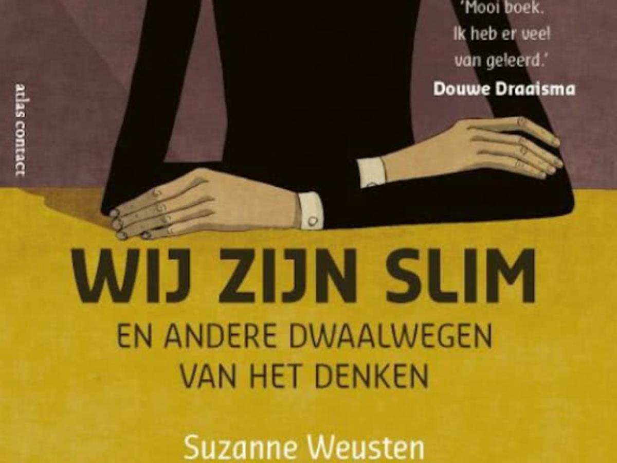 Wij zijn slim' met Suzanne Weusten