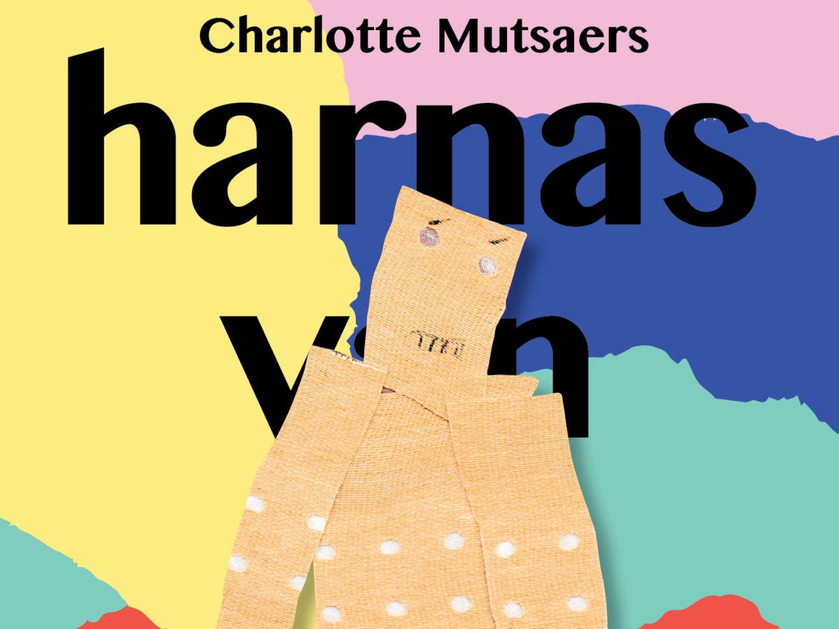 In gesprek met Charlotte Mutsaers over 'Harnas van Hansaplast'