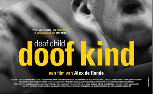 Filmvertoning 'Doof kind'