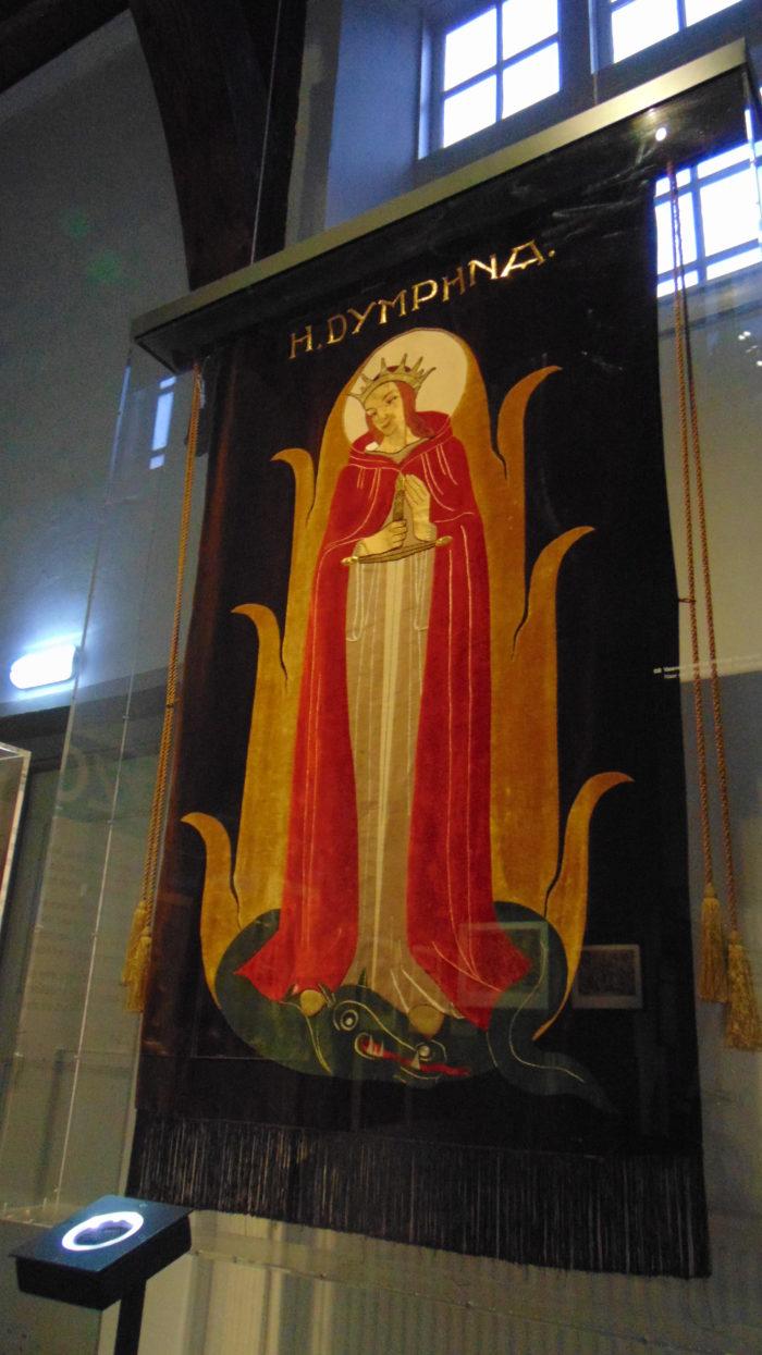 Gezin en verpleging: De Heilige Dymphna van Geel