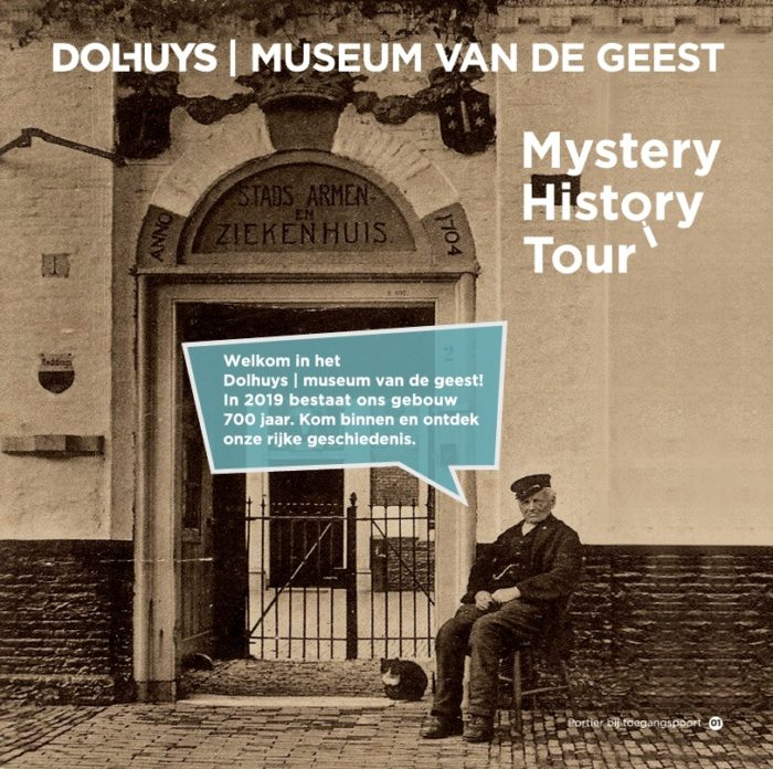 Individuele Mystery History Tour