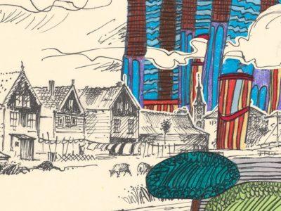 Kunstlijn x Noord-Hollands Archief 1