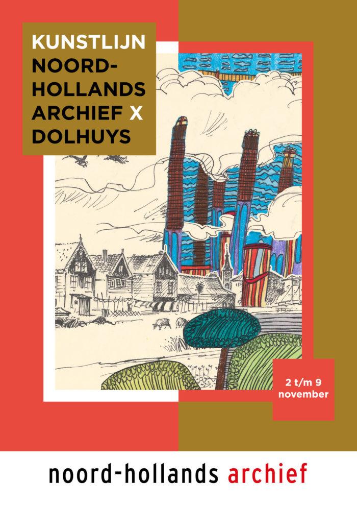 Kunstlijn x Noord-Hollands Archief