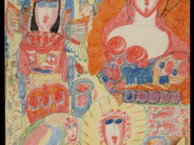 Aloïse Corbaz, Outsider Art Museum