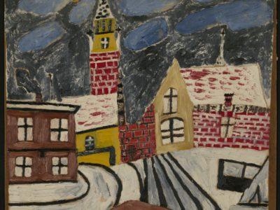 Willi Otto Gappisch, Outsider Art Museum