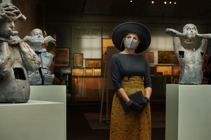 Koningin Máxima opent vernieuwd Museum van de Geest 5