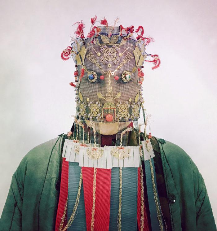 Maskers van Damselfrau 3