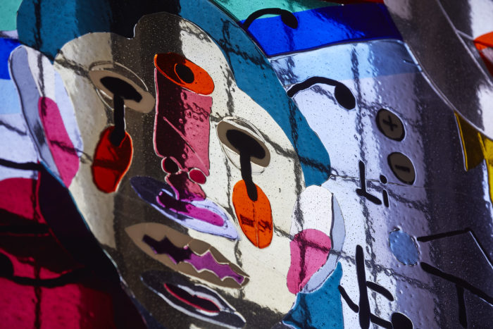 Permanent kunstwerk als symbool voor de menselijke geest 4