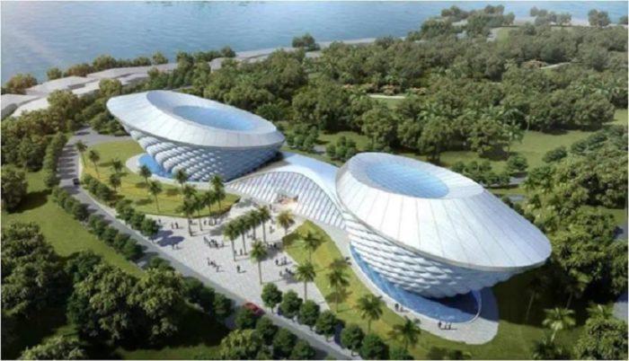 Tentoonstelling 'Nieuwe Hollandse Meesters' te zien op Chinees 'Ocean Flower Island' in Hainan 4