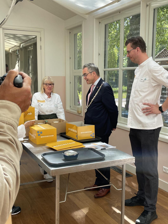 Vanaf 1 september te zien: televisieprogramma Restaurant Misverstand in museumcafé Thuys 2